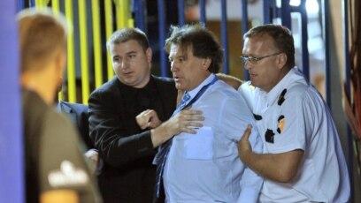 Zdravko Mamić (u sredini), fotoarhiv
