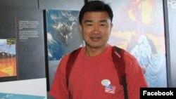 Qytetari amerikan Tony Kim që është arrestuar nga autoritetet verikoreane