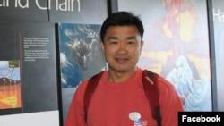 Ким Санг Док, арестованный в конце апреля американский гражданин корейского происхождения.