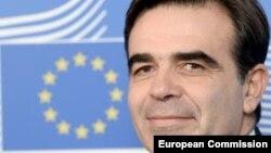 Пресс-секретарь Еврокомиссии Маргаритис Схинас