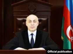 Hakim Qədim Babayev (Foto: courts.gov.az)