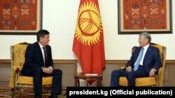 Бишкек. 3-ноябрь, 2017-жыл.
