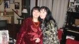 Cu profesoara sa Mildela d'Amico (courtesy: Costin Popa/Cimec.ro)