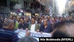 Proteste la Cairo