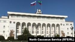 Правительство Дагестана, архивное фото