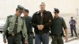 Геннадий Петров, предполагемый лидер преступной группировки. Мальорка, Испания. 14 июня 2008 год