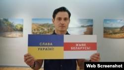Ахтем Сеітаблаєв, режисер і актор. Скріншот кліпу «Героям». Київ, серпень 2020