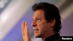 Lideri opozitar pakistanez, Imran Khan (ARKIV)