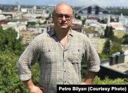 Історик і журналіст Петро Білян