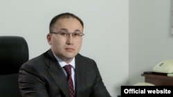 Даурен Абаев, министр информации и коммуникаций Казахстана.