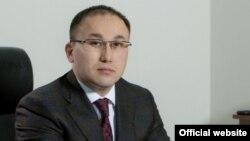 Қазақстанның ақпарат және коммуникация министрі Дәурен Абаев.