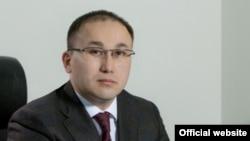Ақпарат және коммуникация министрі Дәурен Абаев.