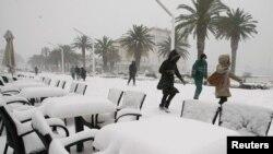 Ledena sedmica na Balkanu