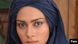Иранская актриса и блогер Пегах Ахангарани.