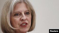 Theresa May - Sekretare e Brendshme e Britanisë së Madhe