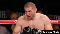Russian boxer, native dagestanian Magomed Abdusalamov