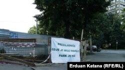 """Transparent Građanske inicijative """"Park je naš"""""""