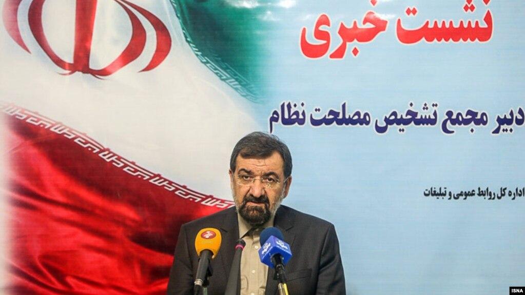 محسن رضایی: لایحه سیافتی هنوز به مجمع تشخیص نرسیده است