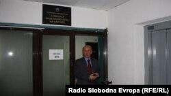 Томе Аџиев, претседател на Комисија за верификација на факти.