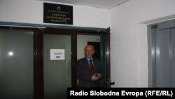 Претседател на Комисија за верификација на факти Томе Аџиев