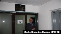 Претседател на Комисија за верификација на факти Томе Аџиев.