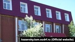 Здание Казанского районного суда Тюменской области