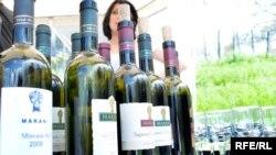 Festivalul vinului de la Tbilisi