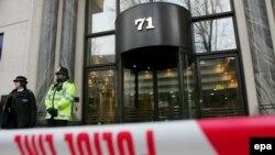 Одной из целей «почтового бомбиста» стал офис компании Capita в центре Лондона