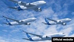 Օդանավերը, որոնք Airbus-ը վաճառելու է Իրանին