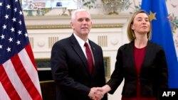 """Mogherini je posjet Penca nazvala """"vrlo važnim političkim znakom"""""""