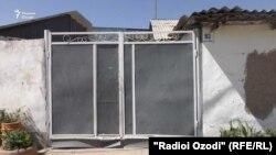 Дом находится в улице Афзали города Душанбе