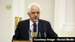 د افغانستان برېښنا شرکت رئیس قدرت الله دلاوري