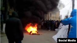 Біля Вінницької ОДА. 6 грудня