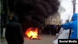 Беспорядки в Виннице 6 декабря 2014 г.