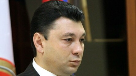 Вице-спикер парламента Армении Эдуард Шармазанов