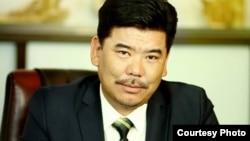 Маданият министри Алтынбек Максүтов