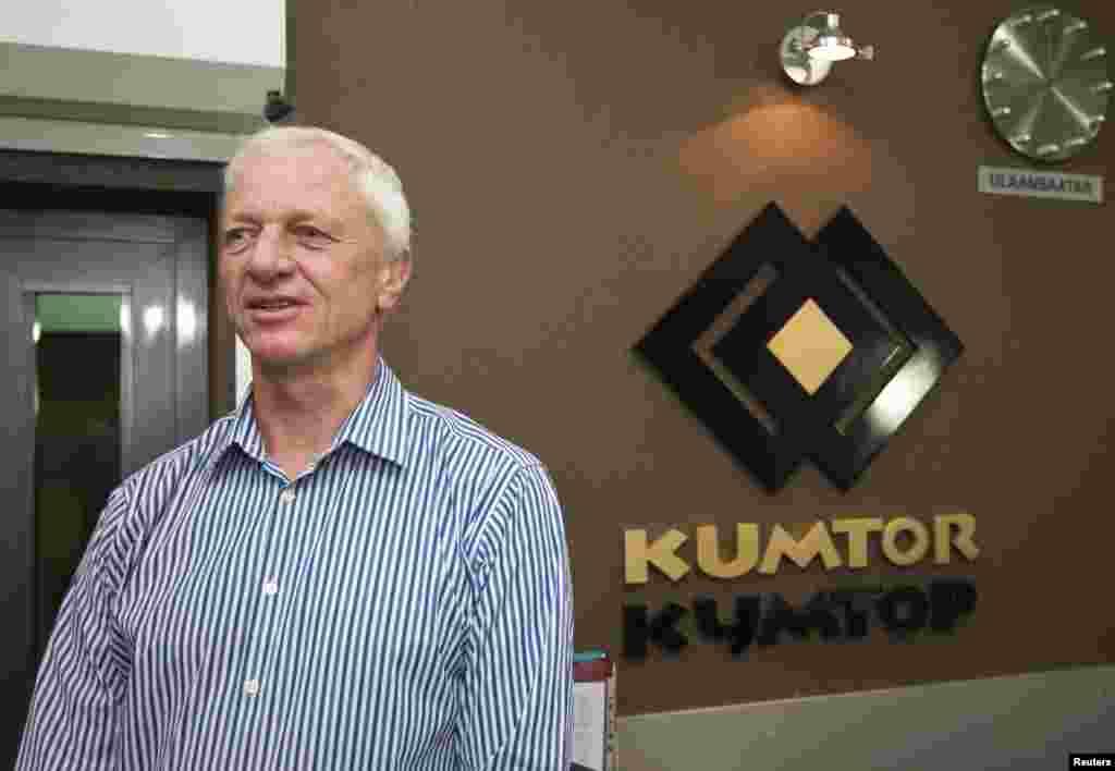 Рудник «Кумтор» является крупнейшим золоторудным предприятием Центральной Азии, управляемым канадской компанией Centerra Gold Inc.