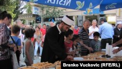 Kragujevac: Bajramska sofra 2011.
