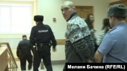 Вадим Тюменцев в суде