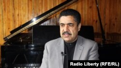 Dr. Ahmad Sarmast heads Afghanistan's National Institute of Music.