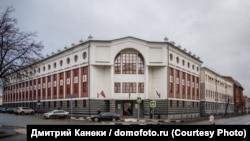 Здание УБОП РФ по РТ