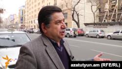 Ճարտարապետ Բորիս Քոչարյան
