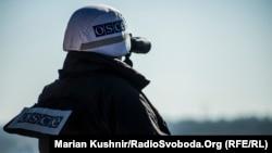 Спостерігач ОБСЄ, ілюстративне фото