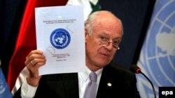 преставникот на ОН за Ирак