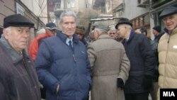 Penzioneri u Makedoniji, arhivska fotografija