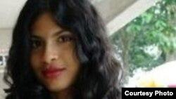 Аишвария Рамани, студентка Университета Эмерсон. Фото из личного архива.