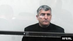Бывший председатель комитета по водным ресурсам министерства сельского хозяйства Анатолий Рябцев на скамье подсудимых.
