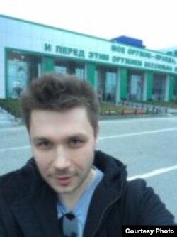 Егор Лазуткин
