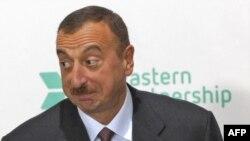 Ильхам Алиев на саммите в Варшаве, 29 сентября 2011