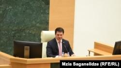 Председатель парламента Арчил Талаквадзе